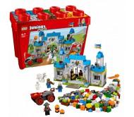 Конструктор Рыцарский замок Лего Джуниорс (Lego Juniors)