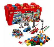 Конструктор Лего Джуниорс (Lego Juniors) Ралли на гоночных автомобилях
