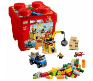 Конструктор Строительство Лего Джуниорс (Lego Juniors)