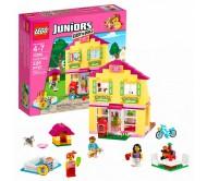 Конструктор Лего Джуниорс (Lego Juniors) Семейный домик