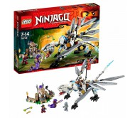 Lego Ninjago (Лего Ниндзяго) Титановый дракон