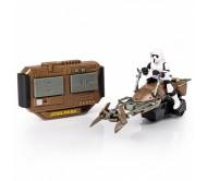 Радиоуправляемая машинка: Скоростной байк из фильма Звездные войны