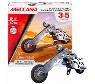 Базовая модель (в ассортименте) конструктор Meccano (Меккано)