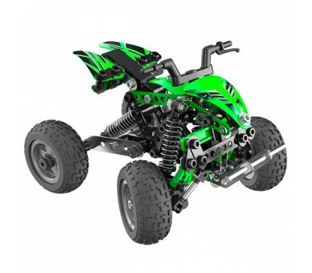 Квадроцикл (2 модели) конструктор Меккано (Meccano)Конструкторы Meccano