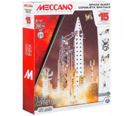 Набор Ракета (15 моделей) конструктор от MeccanoКонструкторы Meccano