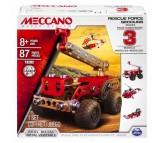 Конструктор Meccano Техника службы спасения (3 модели)