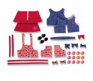 Набор для шитья кукольной одежды от Sew Cool, в ассортименте