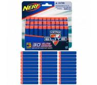 Набор 30 стрел для бластеров Элит NERF (Нерф)
