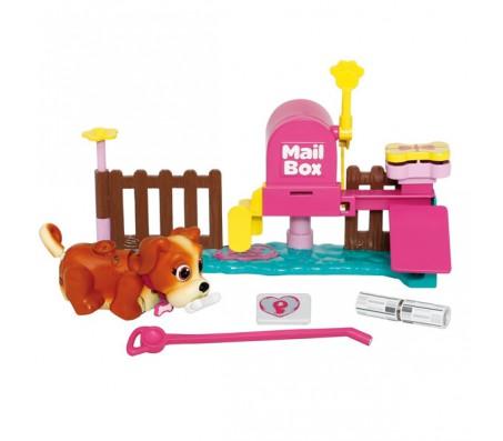 Детский игровой набор Почтовый офис Pet Club ParadeИнтерактивные игрушки животные