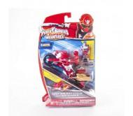 Мотоцикл с фигуркой рейнджера Power Rangers Megaforce