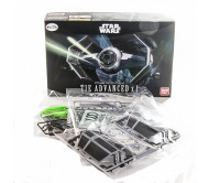 Истребитель TIE - сборная модель из Звездных войн Лукаса