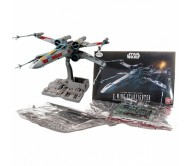 Истребитель X-Wing Fighter масштаб: 1:72 - Star Wars Bandai