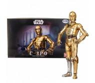 Сборная модель C-3PO 1:12 из Звездных Войн
