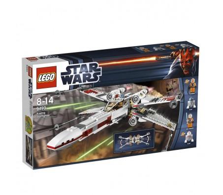 Лего X-Wing StarfighterЛего Звездные войны (Lego Star wars)