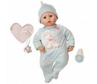 Кукла-мальчик с мимикой, 46 см Zapf Creation Baby Annabell (Бэби Аннабель)