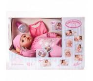 Кукла с мимикой, 46 см Бэби Аннабель Zapf Creation