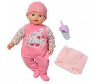 Бэби Борн (Zapf Creation Baby born) Кукла быстросохнущая, 32 см
