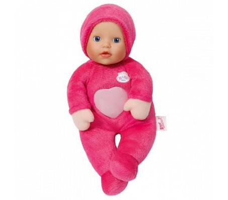Zapf Creation my little Baby born Кукла супермягкая, музыкальная, 30 смКуклы Baby Born