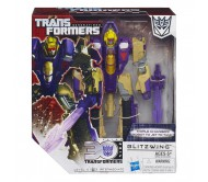 Трансформер 3 в 1 Blitzwing Hasbro