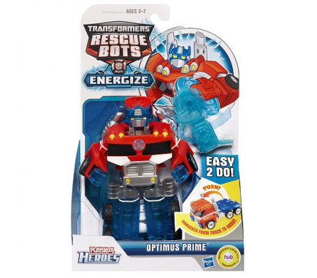 Бот спасатель Оптимус ПраймИгрушки Трансформеры (Transformers)