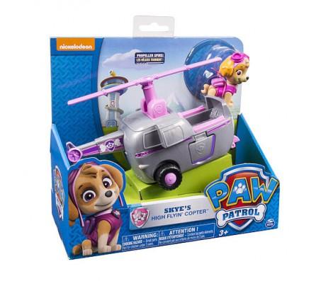 Скай и спасательный вертолет (Paw Patrol)Рекламируемые игрушки