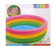 Детский бассейн Радуга (Intex)