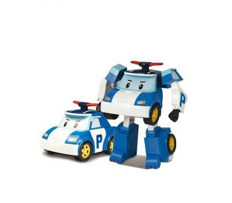 Машинка Робокар Поли 7,5 см (Silverlit)Игрушки Робокар Поли (Robocar Poli)
