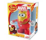 Мистер картофельная голова в маске Железного человека