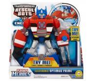 Оптимус Прайм (Electronic Rescue Bots)