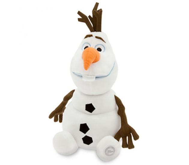 Как сделать снеговика олафа своими руками