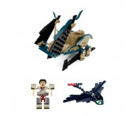 Боевой набор от Dragons - боевая машина и Беззубик