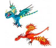 Комплект боевых драконов из серии как приручить дракона