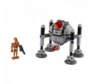 Самонаводящийся дроид-паук от LEGO Star Wars