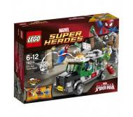Lego серия Супер Герои Человек-паук против Доктора Осьминога