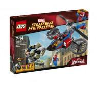 LEGO серия Супер Герои Человека-Паук™ против Зелёного Гоблина