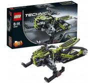 LEGO Technic  Лего Снегоход