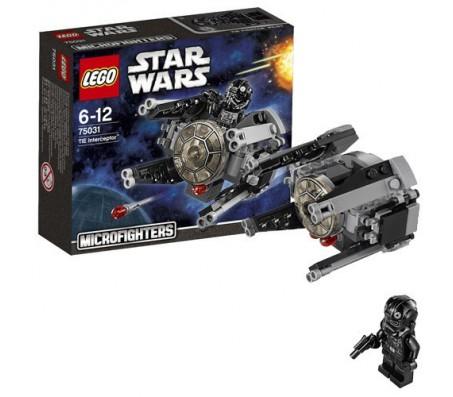 Star Wars Перехватчик TieЛего Звездные войны (Lego Star wars)