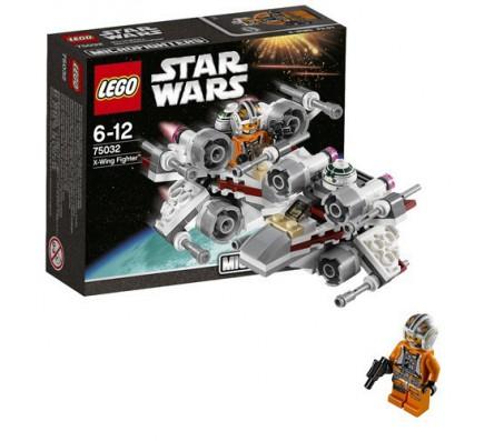 X-Wing  Истребитель от ЛегоЛего Звездные войны (Lego Star wars)