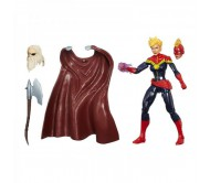 Captain Marvel  из серии Marvel Legends
