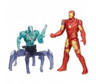 Дрон Ультрон против Железного человека