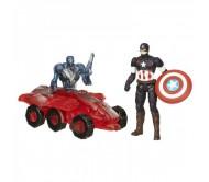 Капитан Америка и дрон Ультрон от Hasbro