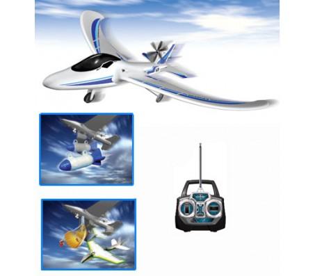 Аэроплан радиоуправляемый SilverlitВертолеты, самолеты на радиоуправлении