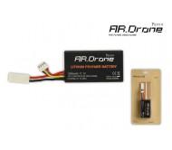 AR Drone аккумулятор