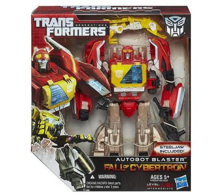 Автобот Бластер Падение КибертронаИгрушки Трансформеры (Transformers)