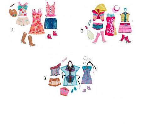 Barbie Модный гардероб набор одежды MattelКуклы Барби (Barbie)