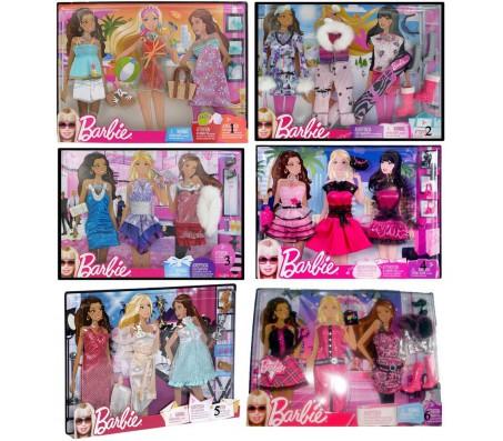 Barbie Мой Тренд набор одежды БарбиКуклы Барби (Barbie)
