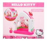 "Детский надувной домик  ""Hello Kitty"", 137х109х122см, от 3 до 8 лет"
