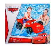 """Надувная игрушка для плавания """"Тачки"""", 107х71 см, от 3 лет"""