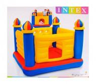 Замок с батутом Игровой центр (Intex)