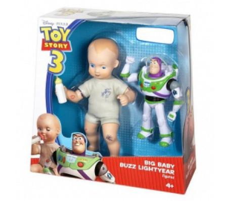 Баз Лайтер и Биг БэбиИстория игрушек (Toy Story)